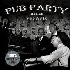 VARIOUS ARTISTS - PUB PARTY MEGAMIX NEW DVD