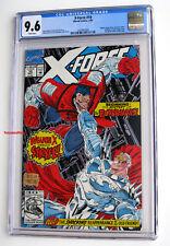 X-FORCE #10 CGC 9.6 NM+ 1ST APP EXTERNALS 1992 Early DEADPOOL Cameo (Wade Wilson