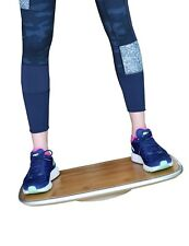Wobble Board balance stability trainer for standing desk office rehab fitness