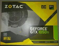 Tarjeta Gráfica VGA ZOTAC GTX 1050 TI OC 4GB GDDR5