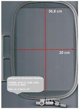 für BROTHER Stickmaschine NV1500/4000D/5000/NV1/NV1e Stickrahmen L 30x18cm