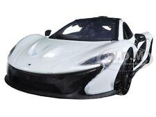 MCLAREN P1 WHITE 1:24 DIECAST MODEL CAR BY MOTORMAX 79325