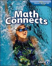 Math Connects, Course 2 Student Edition MATH APPLIC & CONN CRSE
