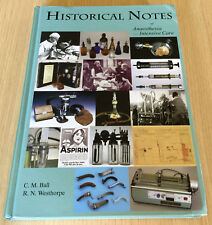 C M Ball & R N Westhorpe - HISTORICAL NOTES ON ANAESTHESIA AND INTENSIVE CARE