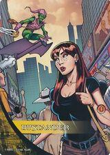 MARY JANE/GREEN GOBLIN Upper Deck Marvel Legendary BYSTANDER