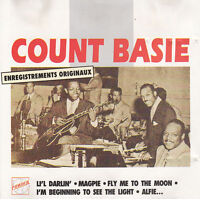 Count Basie CD Enregistrements Originaux - France