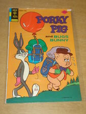 PORKY PIG #66 VF (8.0) BUGS BUNNY GOLD KEY COMICS APRIL 1976 COVER A
