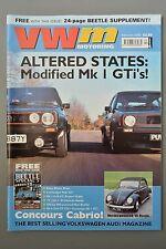 R&L Mag: VW motoring Feb 2000 Modded Mk1 Gti/Okrasa Beetle/Polo Fox Estate