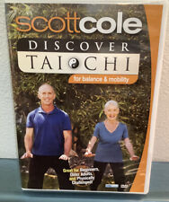 Discover Tai Chi for Balance and Mobility DVD Scott Cole(DIR)