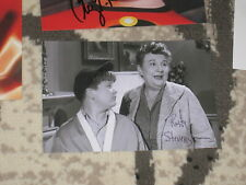 RUSTY STEVENS Signed LEAVE IT TO BEAVER 4x6 Photo AUTOGRAPH