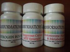 Transgender Support Supplement - Transformations Labs - MTF, M2F Feminizing Kit!