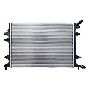 Radiator for 16-18 Volkswagen Jetta 1.4L L4 Turbo (Auxillary) Single Row