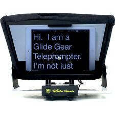 Glide Gear TMP 100 Tablet Smartphone Video Camera Teleprompter Kit 70/30 Glass