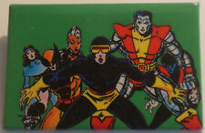 "The X-Men Cyclopse MARVEL ""panel-pin"" ©1986 ~2""x3"" from the comic book art!!!!!!"