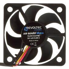 Revoltec AirGuard Lüfter 50x50x10mm 12VDC 0,08A