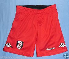 Fulham FC / 2010-2011 Away (+GK) - KAPPA - JUNIOR football Shorts. Size: YL