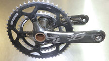 FSA K-FORCE WILIER EDITION CRANKSET, USED, 36-52T, 172.5MM, BB30, INCLUDES BB