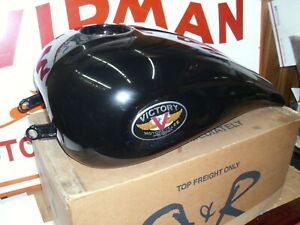 Victory (POLARIS),OEM Fuel/Gas Tank,BLACK,'04 Vegas,P/N#1014754-266,Take-off!#