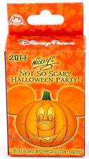 New 2014 Disney Sealed Mystery Pin Box Mickey's Not So Scary Halloween Mnsshp