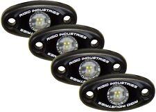 Rigid Industries A-Series Rock Light 4 Pack Kit - Fast Shipping -