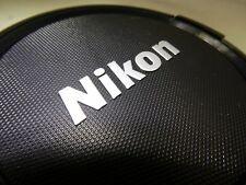 Nikon 62mm Snap-on Front Lens Cap Nikkor OEM made Japan
