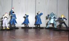 Fullmetal Alchemist Character Anime Figure Set of 6