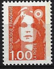 France 1990 Marianne du Bicentenaire Yvert n° 2620 neuf ** 1er choix