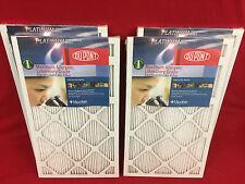 "DuPont 14""x24""x1"" Platinum FPR 10 Maximum Allergen Air Filter 4-Pack AF-P1424.4"