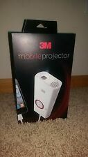 Authentic 3M iPhone, Laptop & PC Mobile Projector MP225a BRAND NEW IN BOX