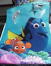 FINDING DORY MOVIE POSTER Dory And Friends Under The Sea Print DISNEY POSTERS