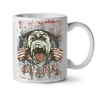 Ape Monkey Cool NEW White Tea Coffee Mug 11 oz | Wellcoda