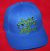 TAYLOR GANG Over Everything WIZ KHALIFA Concert Tour HAT CAP BRAND NEW Rare RAP