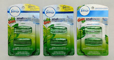 6 REFILLS Febreze Set & Refresh Original Scent Of Gain Air Freshen