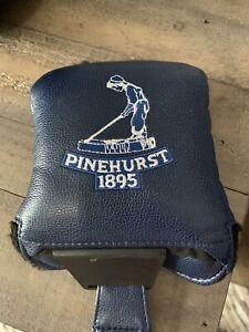 Pinehurst Mallet Putter Headcover