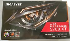 GIGABYTE Radeon RX 5700 XT 8GB GDDR6 Graphics Card - Perfect Condition
