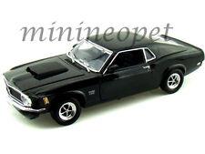 MOTORMAX 73154 1970 70 FORD MUSTANG BOSS 429 1/18 DIECAST BLACK