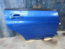 SUBARU IMPREZA WRX GD 06 - REAR DRIVERS SIDE DOOR SHELL PANEL - RIGHT RHS 02C
