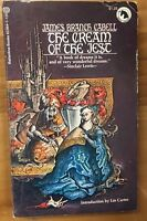 CREAM OF THE JEST by James Branch Cabell (1971) Ballantine Adult Fantasy pb 1st