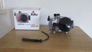Ikelite Ultra Compact Housing for Canon Powershot S100 Underwater Case 6242.10