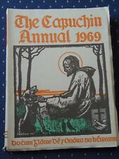 The Capuchin Annual 1969 ~ The 36th Year, Religion, Art, History