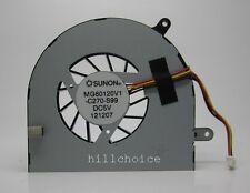 Original SUNON CPU Cooling Fan For Laptop (4-PIN) MG60120V1-C270-S99 DC28000CZS0