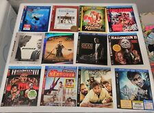 Blu-ray Slipcovers Only - Scream Factory - Exclusives - No Discs, Cases or code