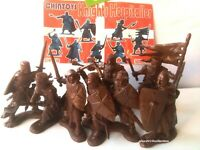 CRUSADERS Hospitaller Knights, plastic soldiers 1/32