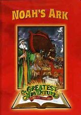 Greatest Adventures of the Bible: Noah's Ark DVD Region 1