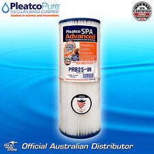 1 x Genuine OEM Pleatco PRB25-IN RDC 25 Pool Spa Water Filter - Rainbow Dynamic