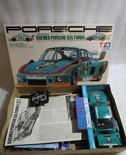 Tamiya 1/20 Kremer Porsche 935 Turbo Model Kit, No 2008  , Made