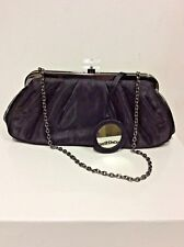 HOBBS BLACK EVENING SHOULDER/ CLUTCH BAG