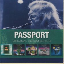 Passport (Doldinger) / Looking Thru, Cross-Collateral, Handmade, u a.(5 CDs,OVP)