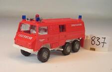 Roco 1/87 Pinzgauer 6x6 Feuerwehr Buchenort Einsatzleitung #837