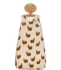 MilkBarn Pink Alpaca Baby Sleep Bag Sack 12 18 Mos Girl Rayon From Bamboo NWT